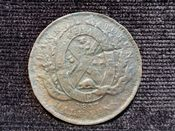 Lower Canada, Halfpenny Token 1837, Poor, WB7632